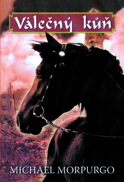 Výsledek obrázku pro válečný kůň kniha